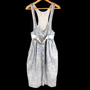 Bedford Fair Plus Vintage Belted Jumper Dress